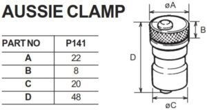 Aussie Clamp