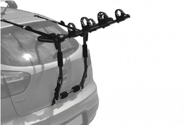 Holdfast Boot Carrier for Sedan or Hatchback