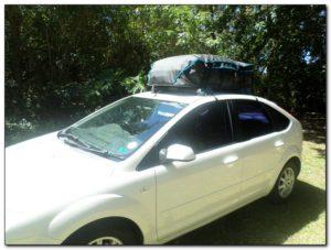 universal soft rack roof top bag 300x227 - Universal Soft Roof Rack - Gear4Gear