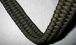 Paracord Rope Survival Bracelet Plait