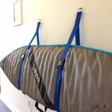 surfboard storage sling 228x228 - Craft Webbing Storage Harness