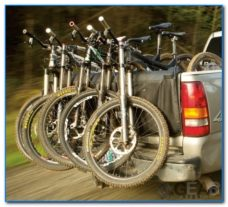 bakkie tailgate bike rack 228x207 - Bakkie Tail Gate Bike Rack